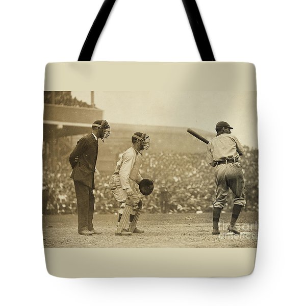 Giants Versus Pirates Tote Bag by American School
