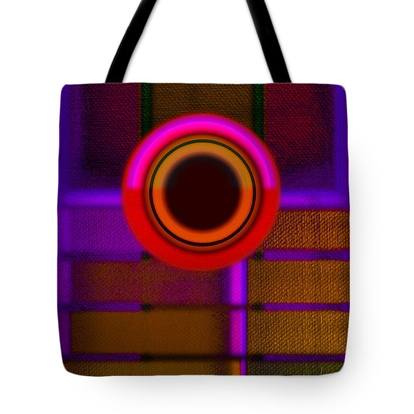 Ginza Twilight Tote Bag by Charles Stuart