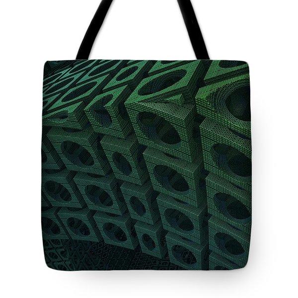 Girders Tote Bag by Lyle Hatch