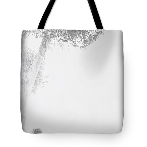 Girl under tree Tote Bag by Garry Gay