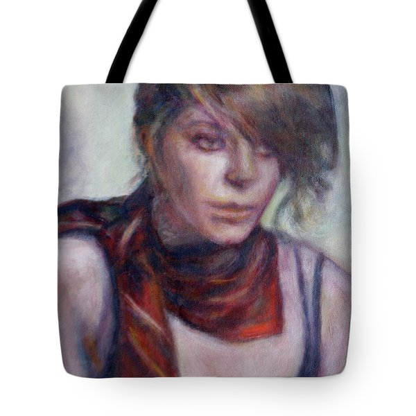 Glamour Girl Tote Bag by Quin Sweetman
