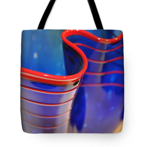 Glassworks 1 Tote Bag by Marty Koch