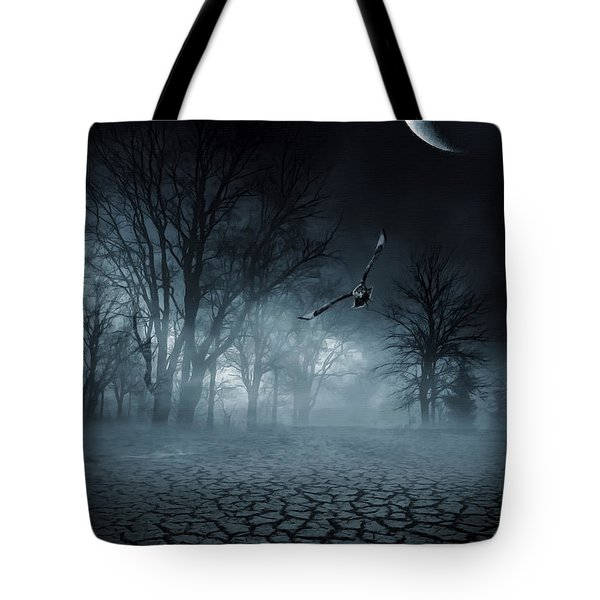 Glaucus Tote Bag by Lourry Legarde