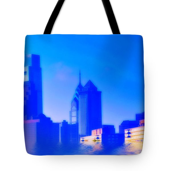 Global Warming Tote Bag by Bill Cannon