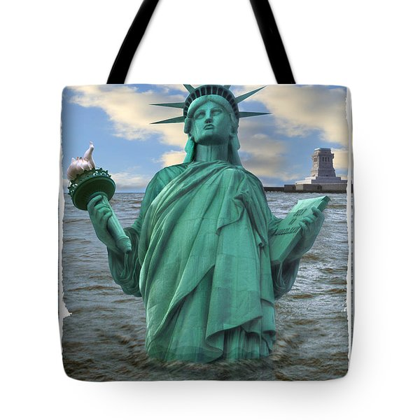 Going South Tote Bag by Mike McGlothlen