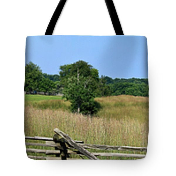 Going to Appomattox Court House Tote Bag by Teresa Mucha