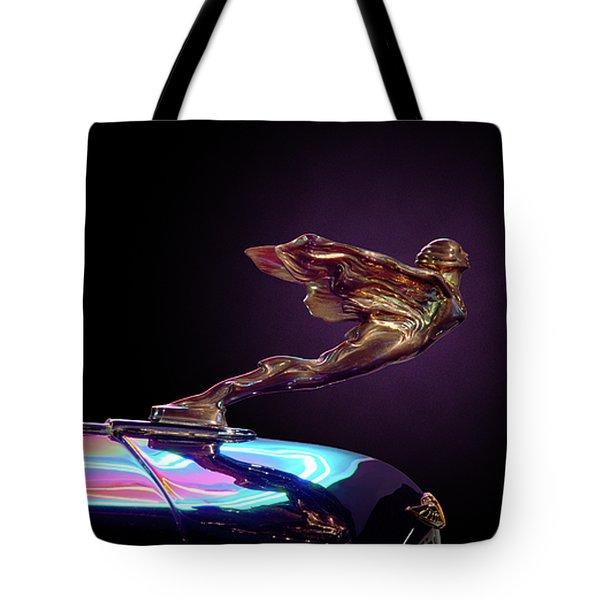 Golden Goddess Tote Bag by Kurt Golgart