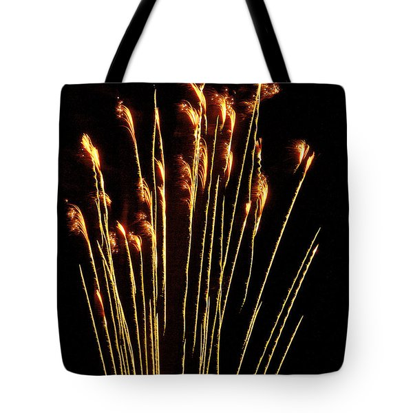 Goldenrod Tote Bag by Phill Doherty