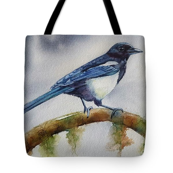Goldigger Tote Bag by Patricia Pushaw