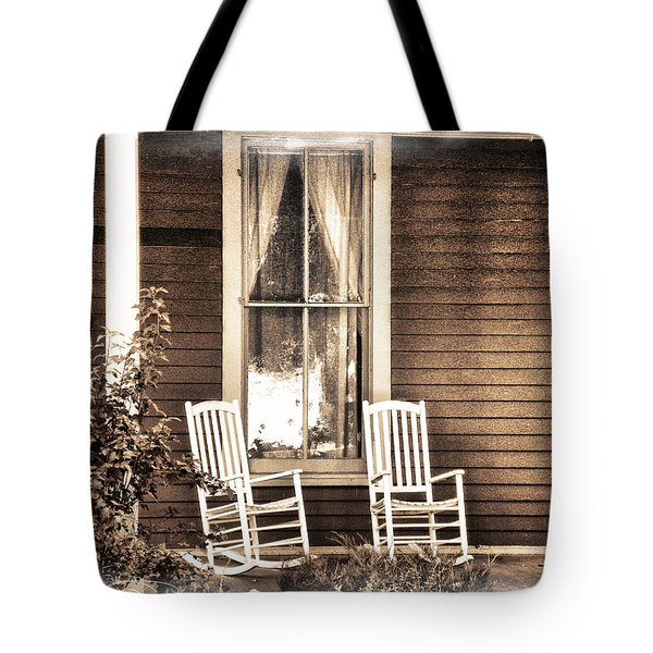 Gone Tote Bag by Julie Palencia