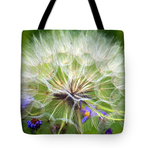 Gone To Seed Tote Bag by Marty Koch