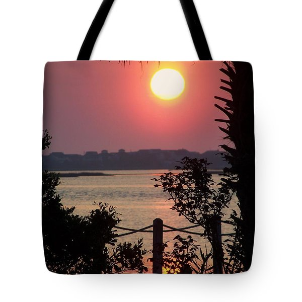 Good Morning Tote Bag by KAREN WILES