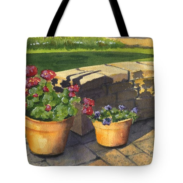 Good Morning Sunshine Tote Bag by Marsha Elliott