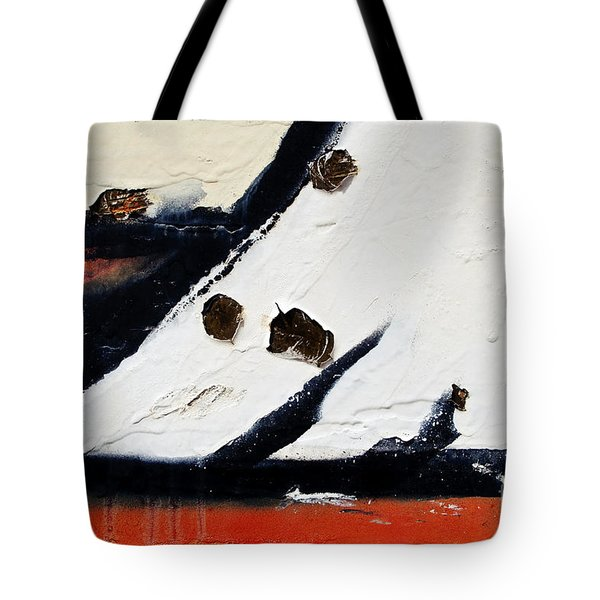 Graffiti Texture I Tote Bag by Ray Laskowitz - Printscapes