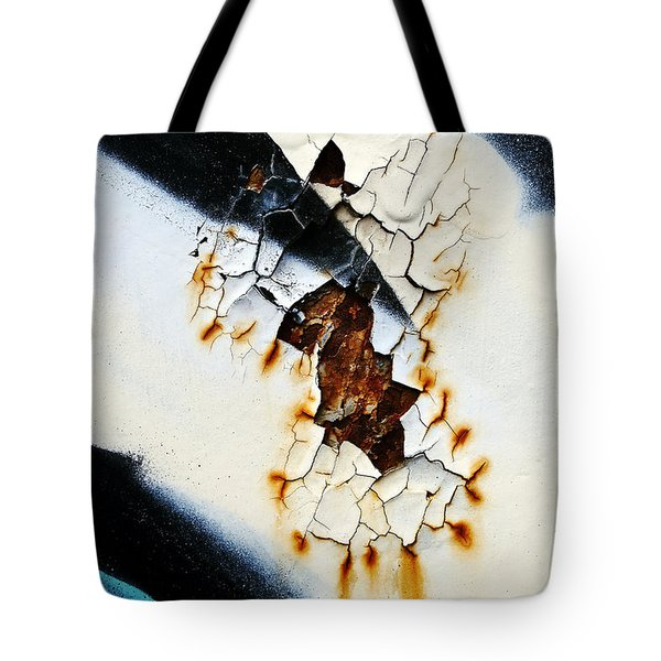 Graffiti Texture II Tote Bag by Ray Laskowitz - Printscapes