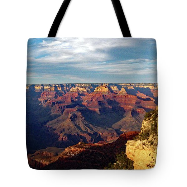 Grand Canyon No. 2 Tote Bag by Sandy Taylor