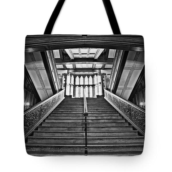 Grand Case Tote Bag by CJ Schmit