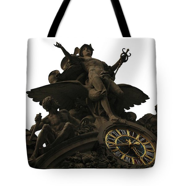 Grand Central Tote Bag by adSpice Studios