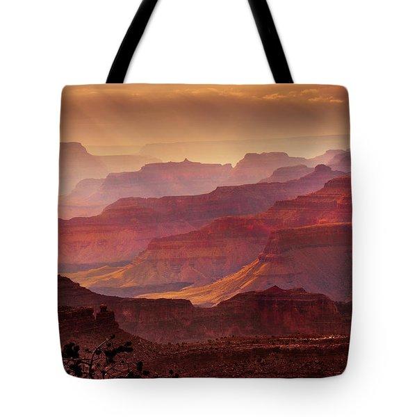 Grandeur Tote Bag by Mikes Nature