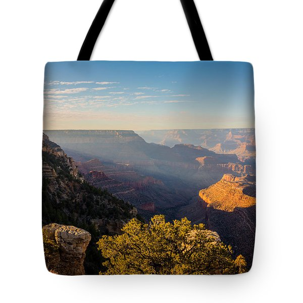 Grandview Sunset - Grand Canyon National Park - Arizona Tote Bag by Brian Harig