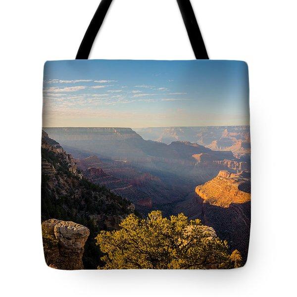 Grandview Sunset - Grand Canyon National Park - Arizona Tote Bag by Brian Harig