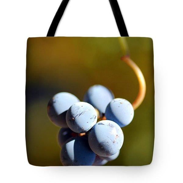 grape Tote Bag by Catherine Lau