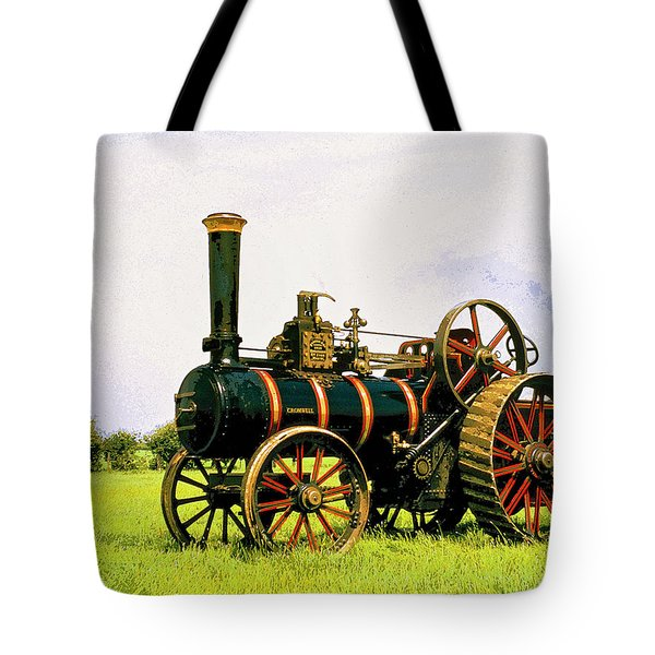 Grazing Tote Bag by Dominic Piperata