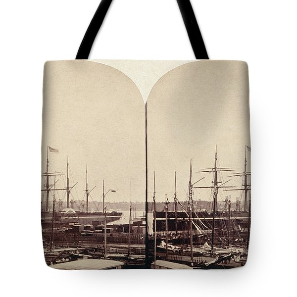 Great Eastern 1859 Tote Bag by Granger