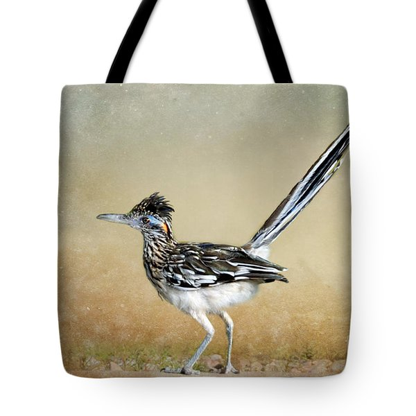 Greater Roadrunner 2 Tote Bag by Betty LaRue