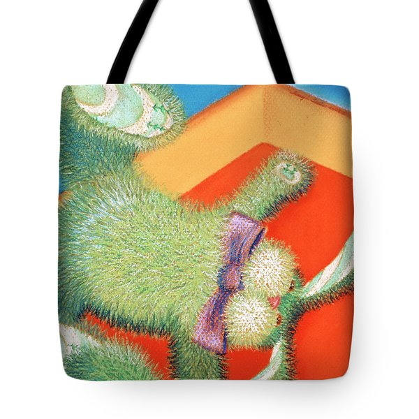 Grounded Tote Bag by Tracy L Teeter