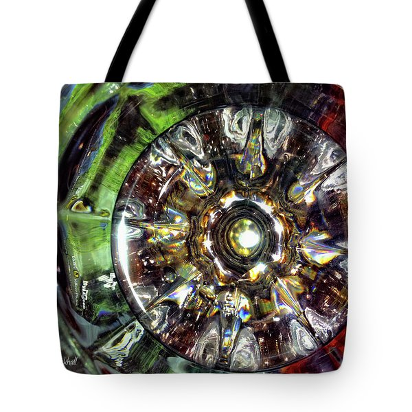 Growing Passion Tote Bag by Donna Blackhall