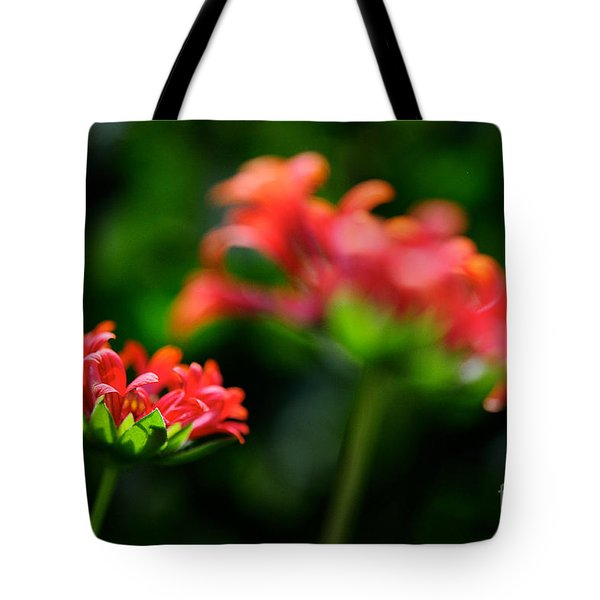 Growing Up Tote Bag by Lois Bryan