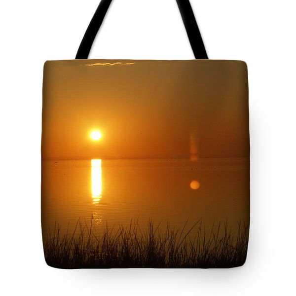 Gulf Coast Sunset Tote Bag by Marty Koch