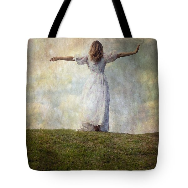 happiness Tote Bag by Joana Kruse