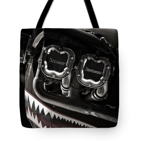Happy Flying Tote Bag by Joan Carroll