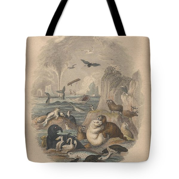 Harbor Tote Bag by Oliver Goldsmith