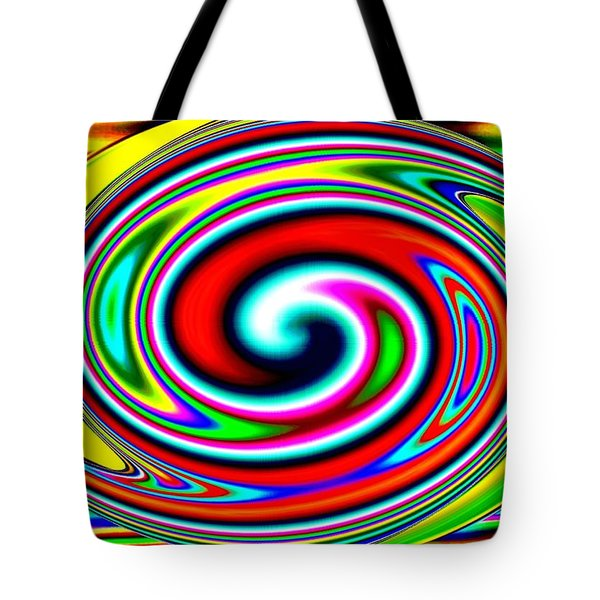 Harmony 39 Tote Bag by Will Borden