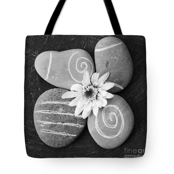 Harmony And Peace Tote Bag by Linda Woods