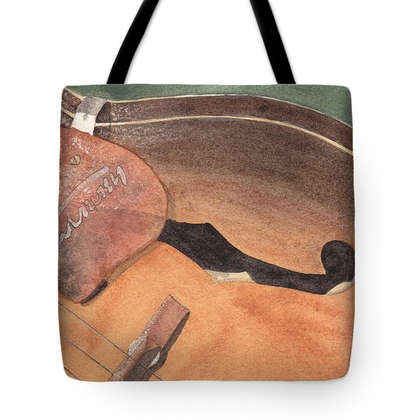 Harmony Tote Bag by Ken Powers