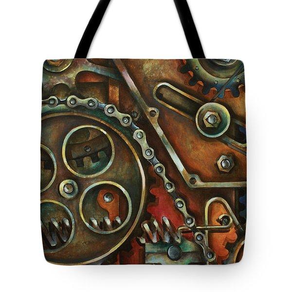 Harmony Tote Bag by Michael Lang