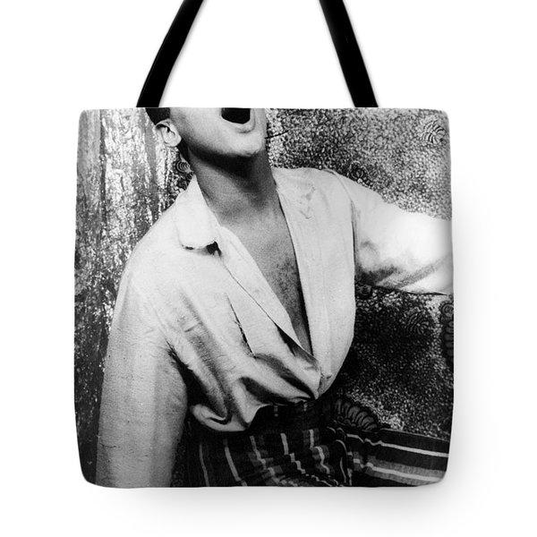 Harry Belafonte (1927- ) Tote Bag by Granger