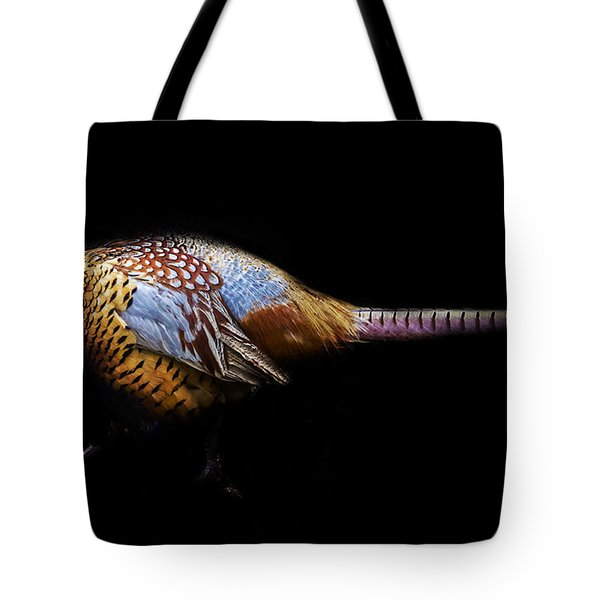 Have A Pheasant Day.. Tote Bag by Martin Newman