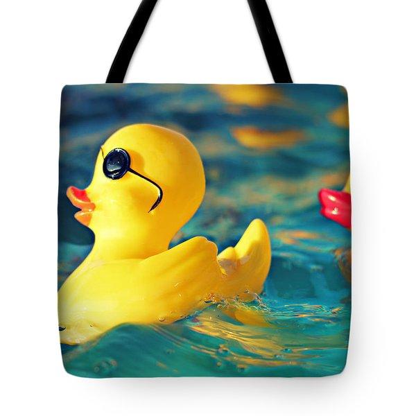 Heartbreaker Tote Bag by Amy Tyler