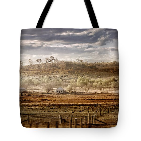 Heartland Tote Bag by Holly Kempe