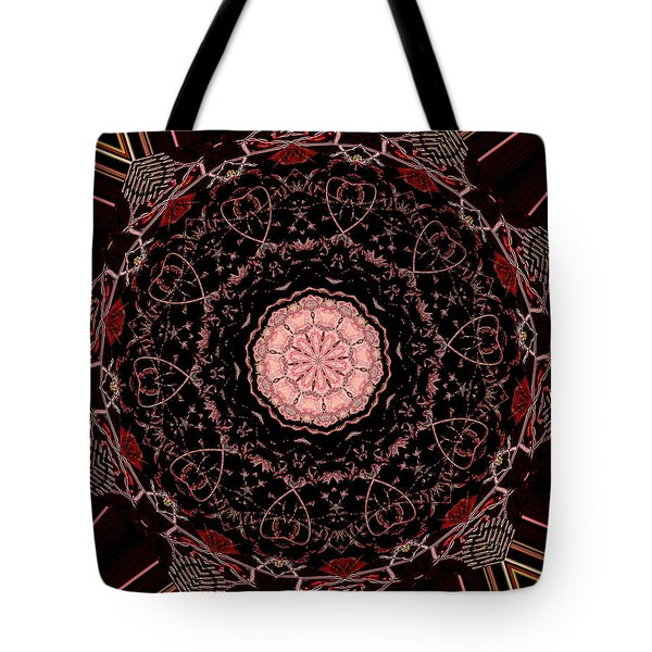 Hearts Forever Tote Bag by Natalie Holland