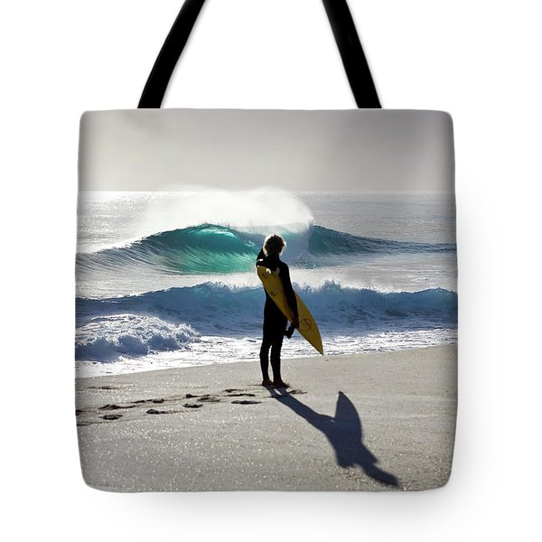 Heaven On A Stick. Tote Bag by Sean Davey