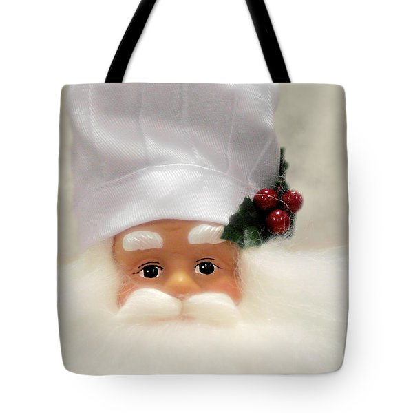 Heaven's Chef Tote Bag by Christine Till