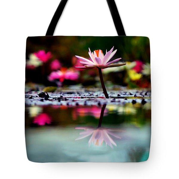 Heaven's Masterpiece Tote Bag by Melanie Moraga