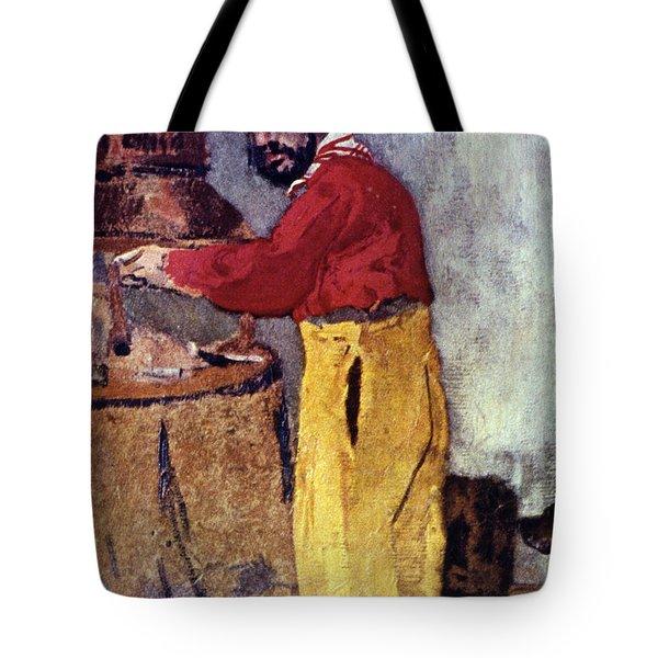 Henri De Toulouse-lautrec Tote Bag by Granger