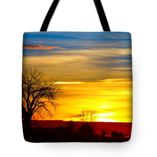 Here Comes The Sun Tote Bag by James BO  Insogna